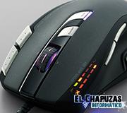 Elecom presenta los ratones gaming M-H1ULBK y el M-H2DLBK