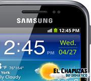 Samsung presenta el Galaxy Ace Plus