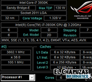 Intel Core i7-3930K Stepping C2 se deja ver por Alemania