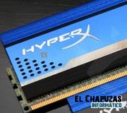 CES 2012: Kingston lanzan las memorias DDR3 HyperX T1