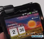 CES 2012: LG presenta el smartphone Spectrum