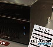 CES 2012: Lian Li PC-Q15