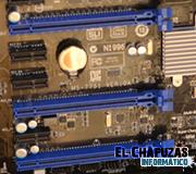 CES 2012: Placas base MSI Z77 y GUS II en imágenes