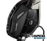 Mad Catz anuncia los auriculares gaming Cyborg F.R.E.Q. 5