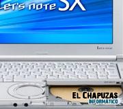 Panasonic presenta los Netbooks LetsNote NX y SX Series