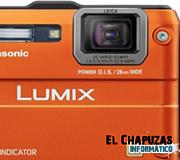 Panasonic presenta sus cámaras todoterreno DMC-FT4 y DMC-FT20