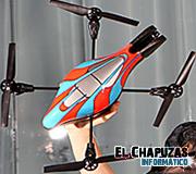 Filtrados los primeros detalles del Parrot AR.Drone 2.0