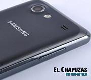 Especificaciones finales para el Samsung Galaxy S Advance