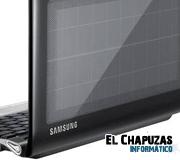 Samsung NC215S: Portátil con panel solar