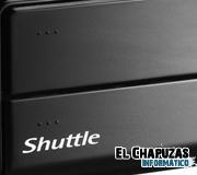 Shuttle lanza el Barebone XH61 con socket LGA1155