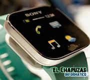 CES 2012: Reloj Sony Xperia SmartWatch con Android