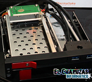 CES 2012: Thermaltake Max 5 Duo HDD Rack