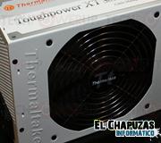 CES 2012: La Thermaltake Toughpower XT se viste de blanco