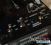 CES 2012: Thrustmaster muestra una réplica de la palanca A-10