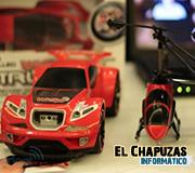 CES 2012: Wi-Spy Intruder y Helicopter, los juguetes espía