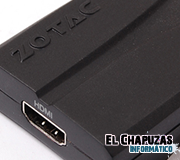 Zotac introduce un adaptador USB 3.0 a HDMI