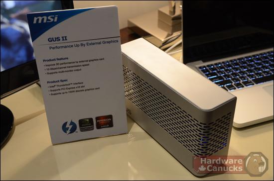 MSI GUS II 2
