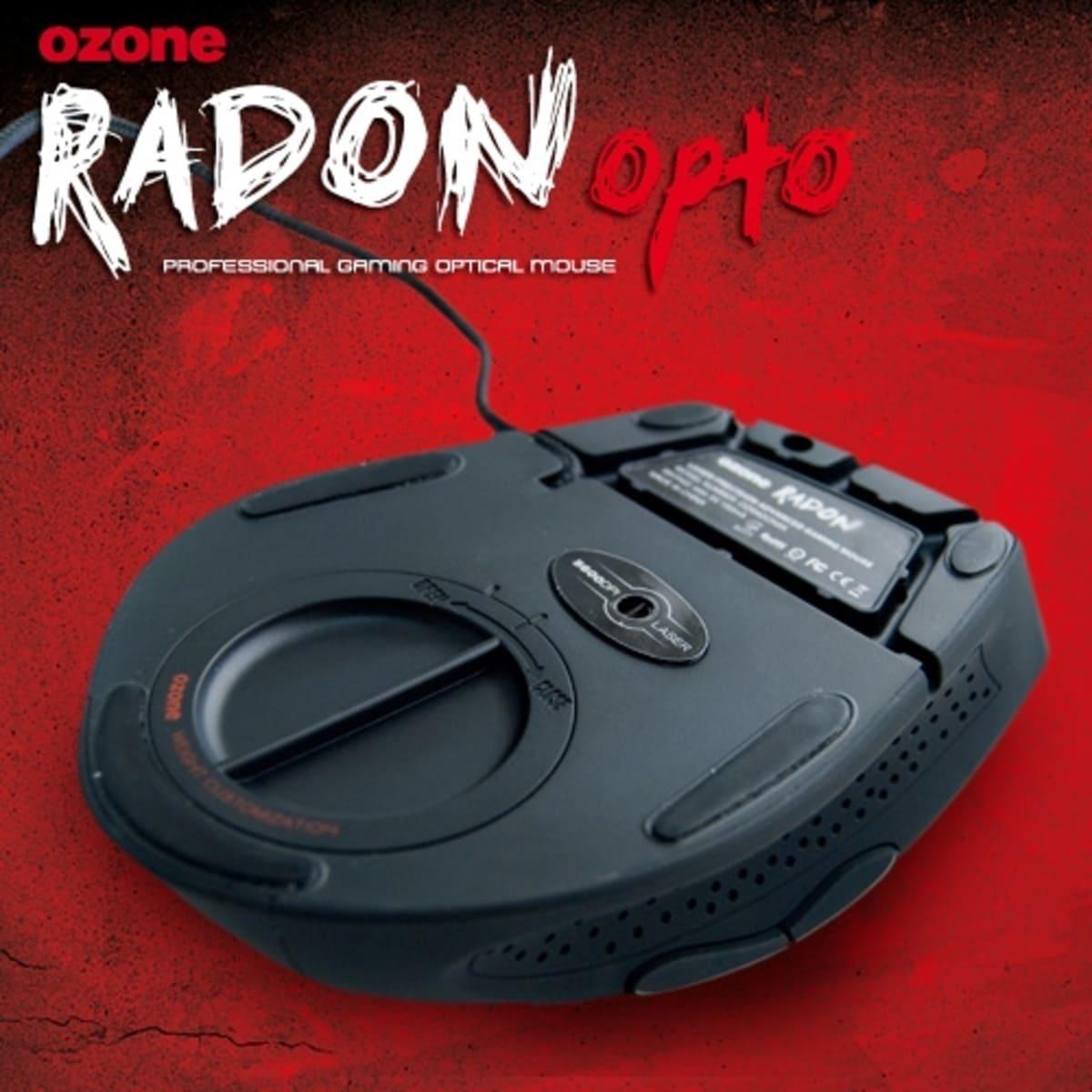 Ozone Gaming Radon Opto 5 4