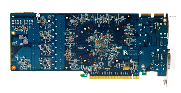 PCB Económico Yeston HD 7900 2 1