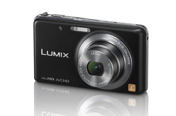 Panasonic Lumix DMC FX80 1 Panasonic Lumix DMC FX80 te maquilla con sólo pulsar un botón