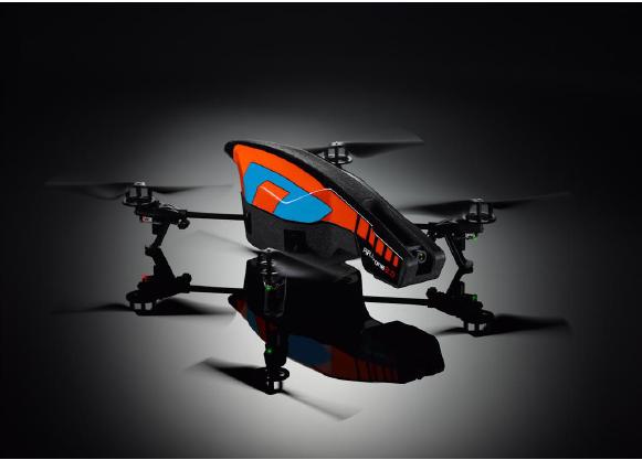 Parrot AR.Drone 2.0 Filtrados los primeros detalles del Parrot AR.Drone 2.0