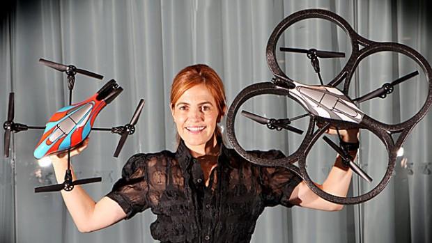 Parrot AR.Drone  620x349 CES 2012: Parrot anunciará el AR.Drone2.0