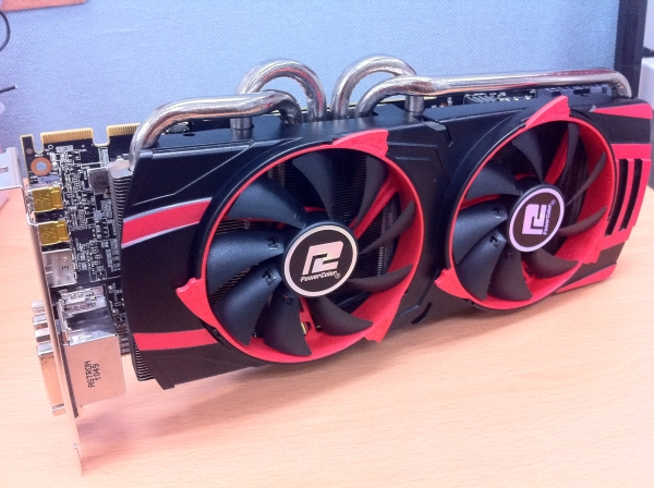 Powercolor Radeon HD 7970 Vortex 1 0