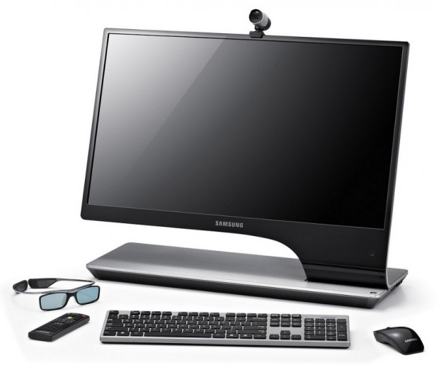 Samsung All in One Series 9 1 620x515 All in One Samsung Series 9 con 3D
