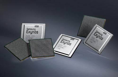 Samsung Exynos 5250 vs Intel Atom N570