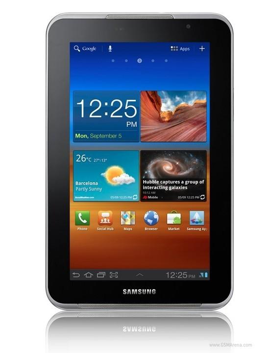 Samsung Galaxy Tab 7.0N Plus 1 0