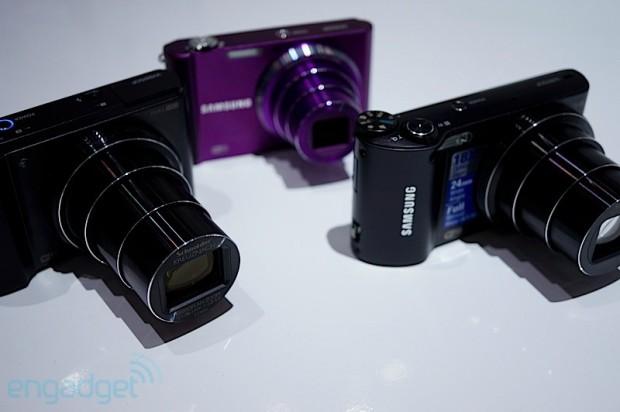 Samsung WB850F WB150F y ST200F 620x412 0