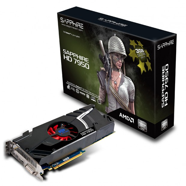 Sapphire Radeon HD 7950 11 620x619 Sapphire lanza sus ya vistas Radeon HD 7950