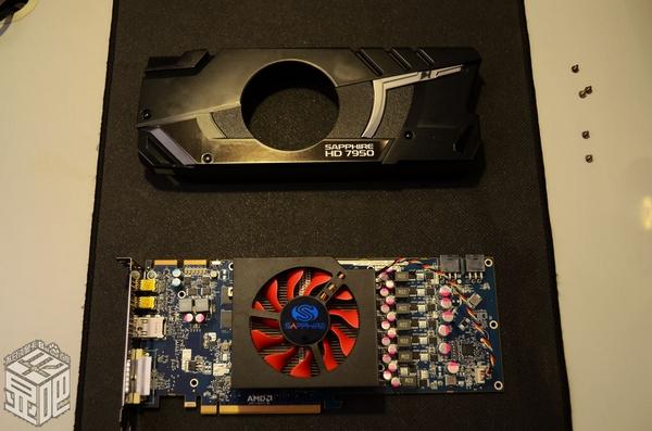 Sapphire Radeon HD 7950 3 2