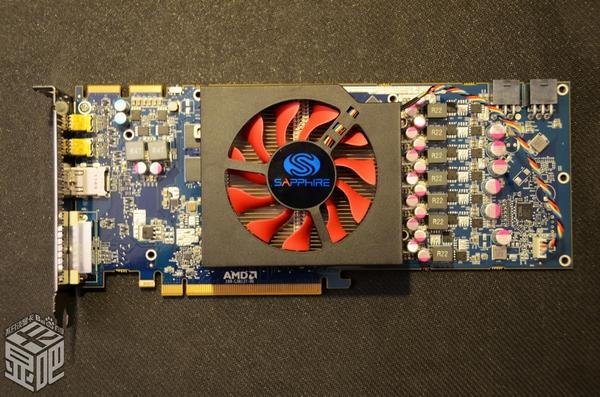 Sapphire Radeon HD 7950 4 3