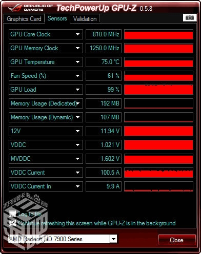 Sapphire Radeon HD 7950 7 7