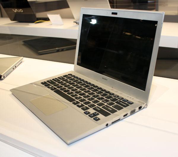 Sony VAIO Ultrabook 3 2