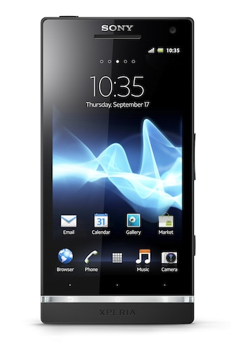 Sony Xperia S 0