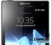 Logo Sony Xperia S