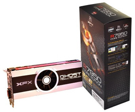XFX Radeon R7950 Core Edition 0