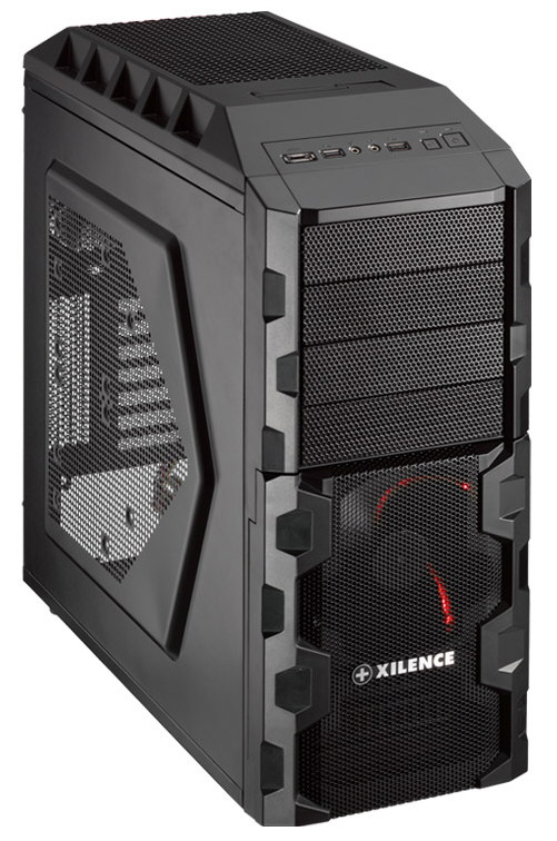 Xilence Black Hornet 1 0