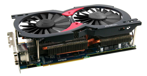 Yeston Radeon HD 7970 2 1