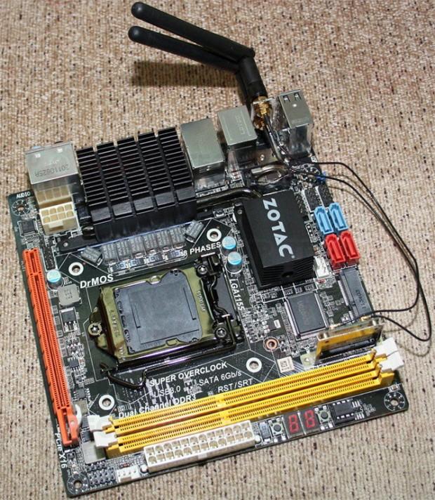 Zotac Mini ITX Z77 620x712 0