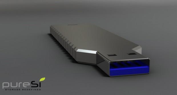 pureSilicon Kage K1 USB 620x334 pureSilicon debuta la serie de USBs y SSDs de alto rendimiento Kage