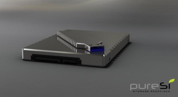 pureSilicon Kage K1 USB y pureSilicon Kage K1 SATA 620x339 2
