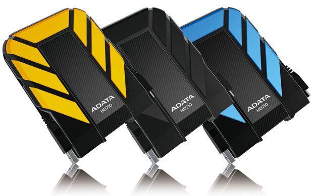 ADATA DashDrive Durable HD710 1 ADATA lanza nuevos discos duros portátiles rugerizados