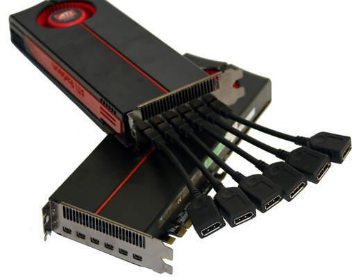 AMD HD 5870 Eyefinity 6 1