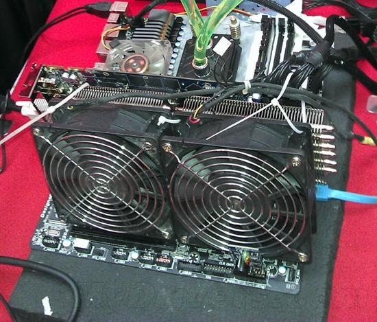 AMD Radeon HD 7970 OC por aire 1 0