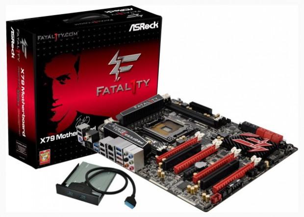 ASRock Fatal1ty X79 Professional 1 620x444 ASRock introduce la placa base Fatal1ty X79 Professional
