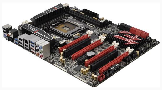 ASRock Fatal1ty X79 Professional 2 1