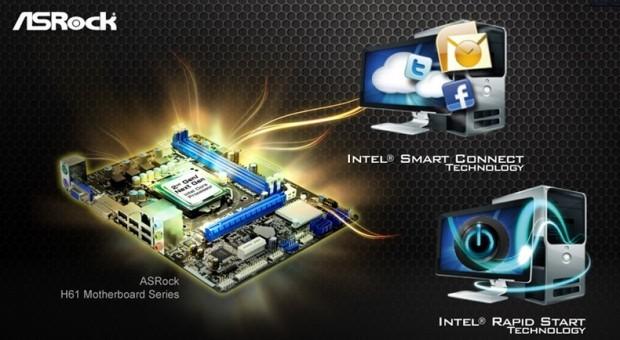 ASRock Intel Rapid Start y Smart Connect H61 1 620x340 0